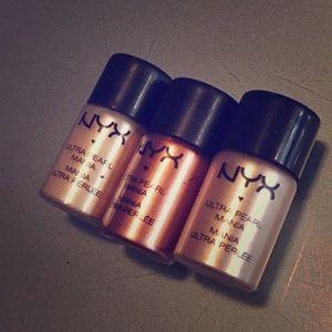 NYX Ultra Pearl Mania Eyeshadow (3)